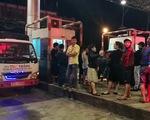Nghẽn trạm thu phí Bắc Bình Định hơn 3 giờ