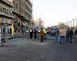 Đánh bom kép ở Baghdad, ít nhất 38 người thiệt mạng