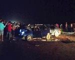 Ô tô 4 chỗ gây tai nạn liên hoàn, 1 người chết, 5 bị thương