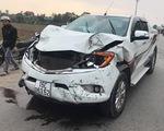 Truy tìm lái xe tông chết hai nữ sinh lớp 9 rồi bỏ chạy