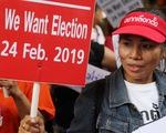 Thái Lan chưa ấn định ngày bầu cử