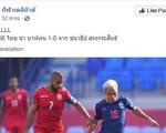 CĐV Thái Lan 'sướng rơn' sau chiến thắng của đội nhà