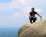 Cuối tuần chinh phục núi Chứa Chan