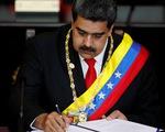 Tổng thống Venezuela tuyên thệ nhiệm kỳ 2 trước bộn bề thách thức