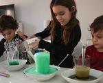Những thí nghiệm vui phụ huynh có thể làm cùng con