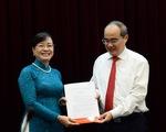 Bà Nguyễn Thị Quyết Tâm nghỉ hưu: 'Tôi đã chuẩn bị mấy năm nay rồi'