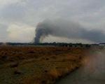 Rơi máy bay vận tải tại Iran, 15 người thiệt mạng