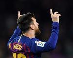 """Messi trở thành """"ông 400"""" ở La Liga"""