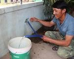 Người già, trẻ nhỏ Ninh Thuận vui mừng vì nước sạch về thôn