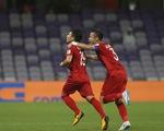 Quang Hải tái hiện bàn thắng