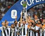 Ghi bàn vào lưới Milan, Ronaldo giành danh hiệu đầu tiên với Juventus