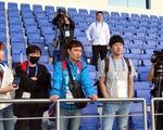Gần 20 phóng viên Hàn Quốc