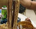 Không phải 230, nhân viên trông quầy trộm đến 430 lượng vàng