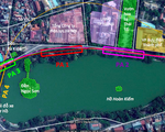Hà Nội mong các cơ quan ủng hộ xây ga ngầm bên Hồ Gươm