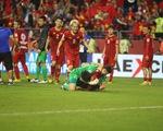 Cầu thủ Việt Nam vui
