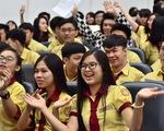 Học sinh đổ về ngày hội tư vấn tuyển sinh hướng nghiệp tại TP.HCM
