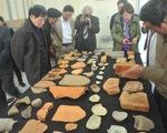 Phát hiện nhiều di vật quý tại di sản văn hóa thế giới Thành nhà Hồ