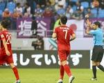 Việt Nam - Nhật Bản (hiệp 1) 0-0: VAR từ chối bàn thắng của Nhật