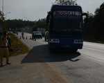 Phát hiện tài xế dương tính với ma túy chở 40 hành khách