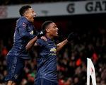 Đè bẹp Arsenal tại Emirates, M.U vào vòng 5 Cúp FA