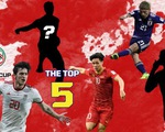 Công Phượng vào top 5 cầu thủ hay nhất tứ kết của Fox Sports
