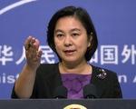Trung Quốc thúc giục Mỹ hành xử thận trọng ở eo biển Đài Loan
