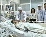 Cứu thành công sản phụ thuyên tắc mạch phổi do tắc nước ối