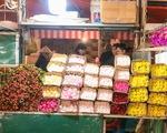 Đêm không ngủ những ngày giáp Tết ở chợ hoa Quảng An