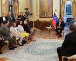 Tổng thống Venezuela Maduro đề nghị đối thoại với ông Trump