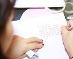 Gần 600 thư tay gửi tới gia đình trong Ngày Quan Tâm