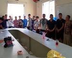 Phá hai băng nhóm cho vay nặng lãi núp bóng doanh nghiệp ở Sài Gòn