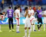 Liên đoàn bóng đá Jordan và trợ lý HLV bị phạt sau trận thua Việt Nam