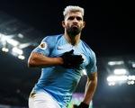 Aguero và Sane 'nổ súng', M.C chấm dứt mạch bất bại của Liverpool
