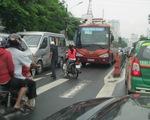 Tài xế đề xuất phân làn đường để hạn chế tai nạn
