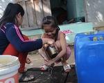 Chương trình chia sẻ nước sạch: Bao năm chờ dòng nước sạch