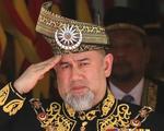 Vua Malaysia chính thức thoái vị