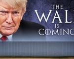 """Ông Trump muốn """"bức tường"""" nhưng sẽ được """"hàng rào""""?"""