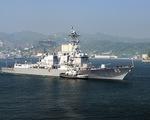 Tàu chiến Mỹ áp sát 3 đảo ở Hoàng Sa thách thức