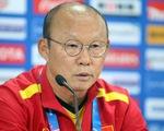 HLV Park Hang Seo: 'Việt Nam chơi ngang ngửa Iraq, sẽ tìm điểm trước Iran'