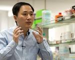 Án tử lơ lửng trên đầu nhà khoa học Trung Quốc chỉnh sửa gen