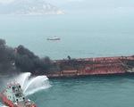 Tàu dầu Việt cháy ở Hong Kong: Chữa cháy vô cùng nguy hiểm