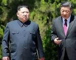 Lãnh đạo Triều Tiên Kim Jong Un đến Trung Quốc
