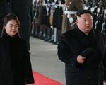 Ông Kim Jong Un rời Bắc Kinh