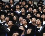 Kinh tế suy thoái, nhiều sinh viên Trung Quốc