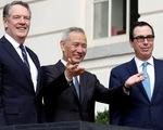 Mỹ: Đàm phán thương mại với Trung Quốc
