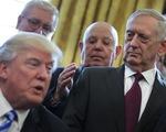 Cựu bộ trưởng quốc phòng Mỹ Mattis cảnh báo ông Trump chuyện IS 'hồi sinh'