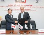VinFast là nhà tài trợ chính của chặng đua F1 tại Việt Nam