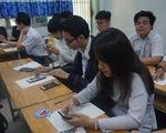TP.HCM: học sinh làm bài kiểm tra trên điện thoại, báo điểm ngay