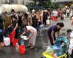 Nước sạch ở Hà Nội nhiễm dầu thải?