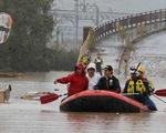 Hậu bão Hagibis: 58 người chết, 138.000 hộ ở Nhật chưa có nước sạch